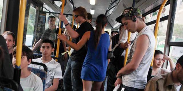 ממחר: מערך האוטובוסים יפעל ללא הגבלות בשעות השיא