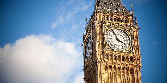 כבר שבועיים: שעון הביג בן בלונדון מקדים בשש שניות