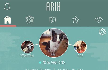Wooof אפליקציה רשת חברתית כלבים