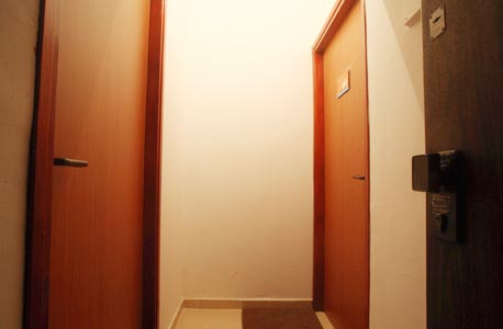 דירה מפוצלת. להחזיר למצב המקורי