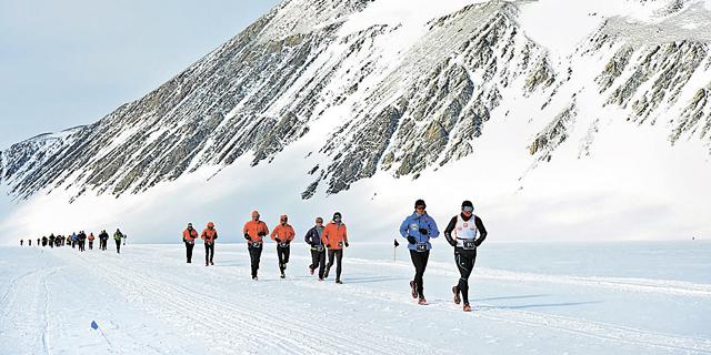 הקוטב הדרומי מתחמם בקצב מהיר פי 3 משאר העולם