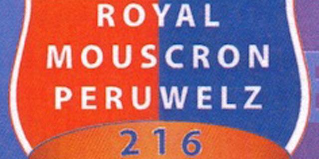 לוגו קבוצת הכדורגל מוקרון הבלגית