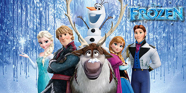 במקום השני: Frozen