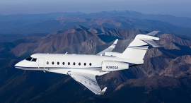 IAI's G280 aircraft. Photo: IAI