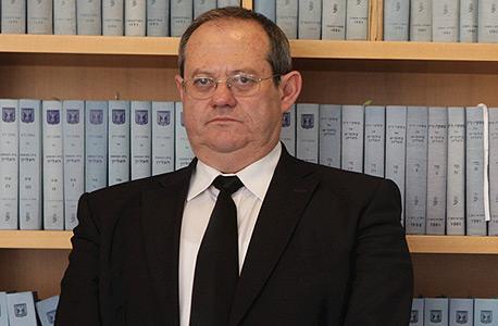השופט שפרש משה גלעד