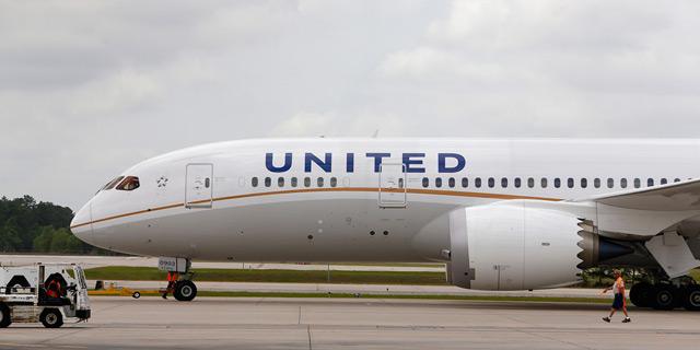 תקלה ביונייטד איירליינס: בעיות תקשורת מנעו מהמטוסים להמריא