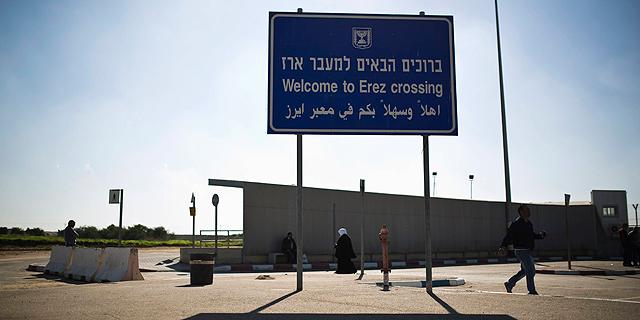 ישראל מגיבה לירי: מעבר ארז נסגר, אך מעבר הסחורות יפעל