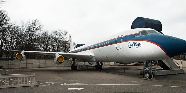 """מטוס """"ליסה מארי"""""""