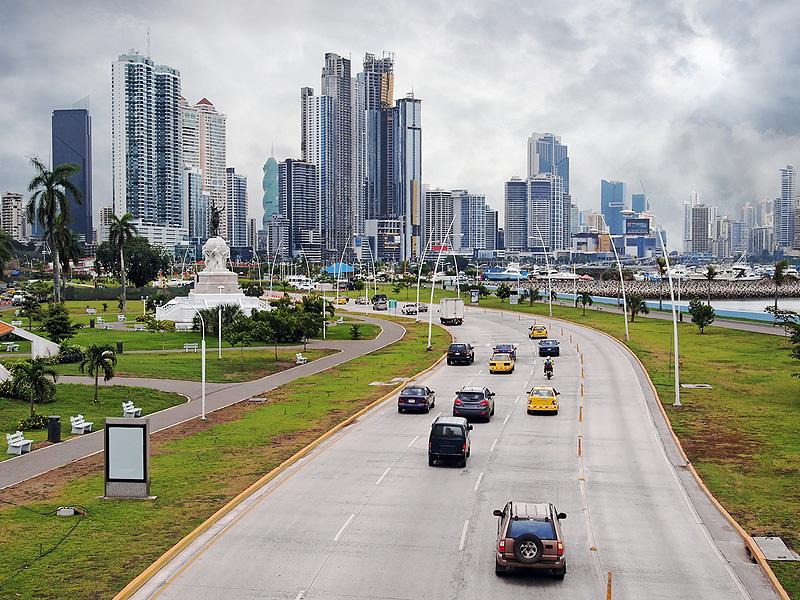 פנמה. לא חולקת מידע פיננסי עם אף מדינה בעולם