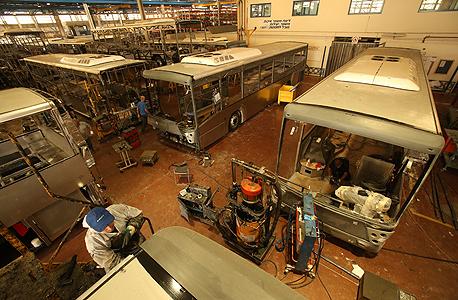 מפעל מרכבים, צילום: אלעד גרשגורן