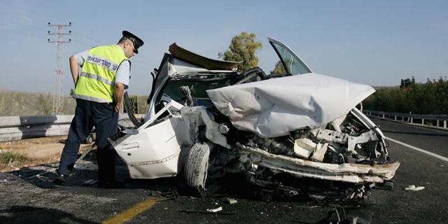 אור ירוק: 1.5% מסך החלטות הממשלה ב-4 השנים האחרונות - בנושא המאבק בתאונות דרכים