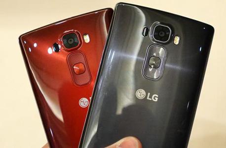 LG G Flex סמארטפון גמיש