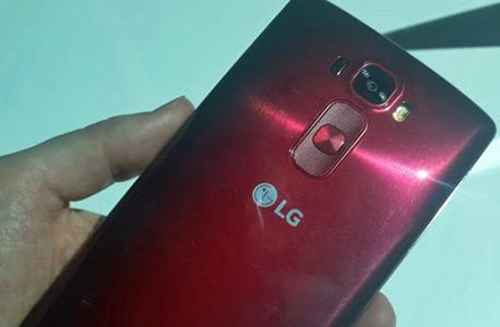 סמארטפון LG G FLEX 2 3, צילום: דור צח