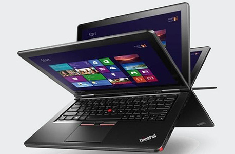 לנובו ThinkPad yoga לפטופ היברידי