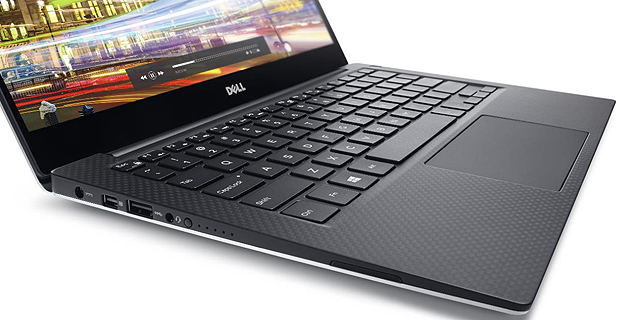 מחשב אולטרה-בוק חדש מבית Dell. המחיר הממוצע של מחשב אישי צפוי לעלות השנה בגלל ההתחזקות של קטגוריות ההיברדים והאולטרה-בוקים היקרות יותר