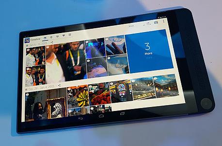 Dell D4 טאבלט Venue 8  , צילום: דור צח