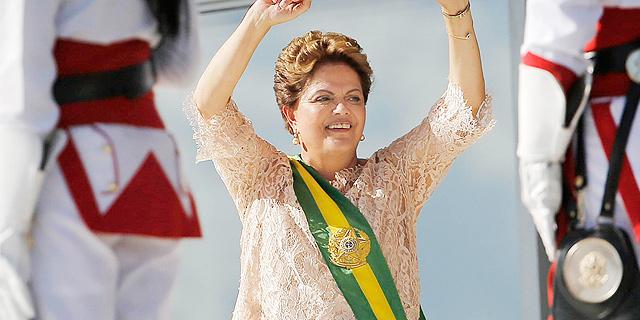 ברזיל: הנשיאה הטילה וטו על חבילת הסיוע לכדורגל המקומי