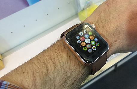 פופולרי יותר מהמקורי. שעון אפל מזויף