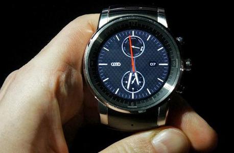 LG שעון חכם WebOS