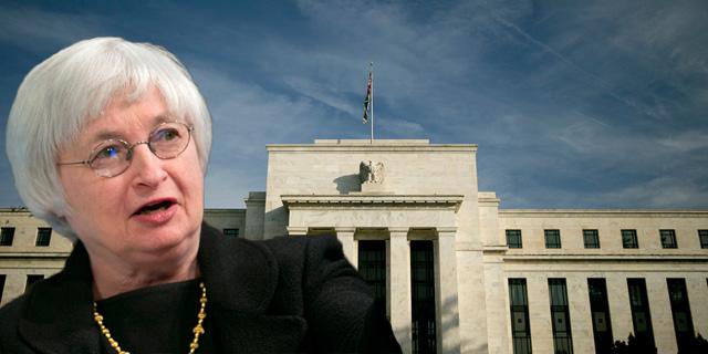 בכירי הפד חששו כי הנפילות בבורסות העולם יסכנו את הכלכלה האמריקאית