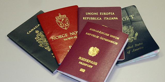 איזה דרכון הוא השווה ביותר בעולם?