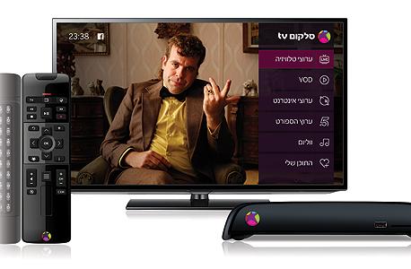 סלקום tv סלולרי פרסומות