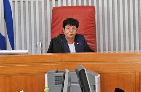 """השופטת מרים נאור, נשיאת ביהמ""""ש העליון"""