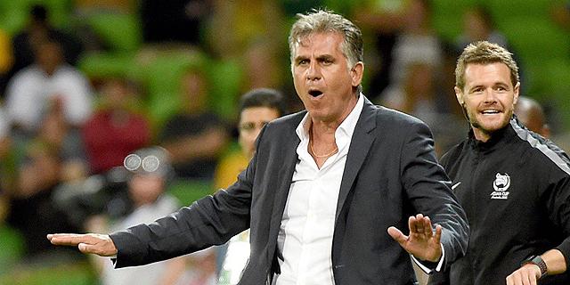 """מאמן נבחרת איראן: """"הסנקציות הבינלאומיות פוגעות בנבחרת"""""""