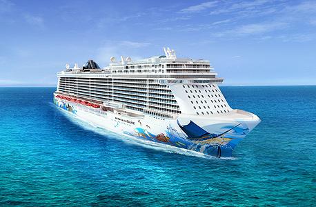 ספינת תענוגות של נ נורביגייאן