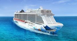 ספינת שיט תענוגות פארק מים נורבגיה נורייג'ן אסקייפ, צילום: Norwegian Cruise Line