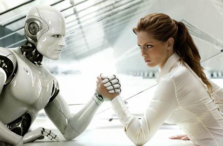 רובוט שכל ייעודו להכאיב