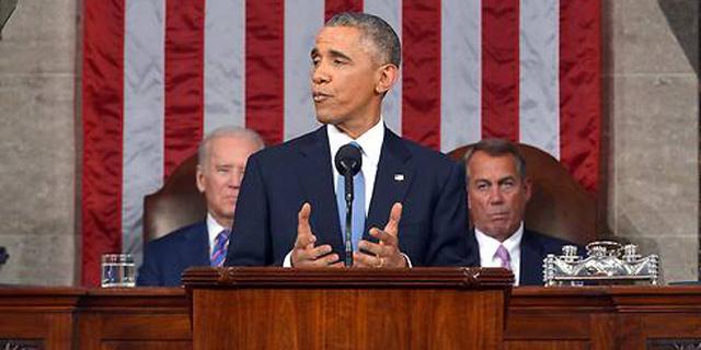 """אובמה מקדם הסכם סחר חופשי: """"אסור לתת לסין לקבוע את החוקים"""""""