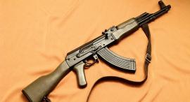 קלצ'ניקוב רובה נשק  AK 47