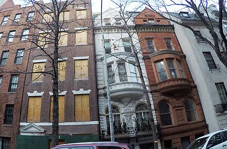 שלושת הבתים שרכש אברמוביץ'