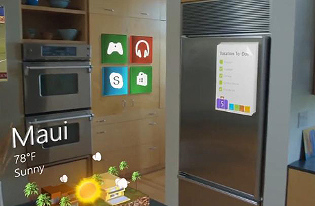 התראות ומידע שפשוט משתלבים במטבח