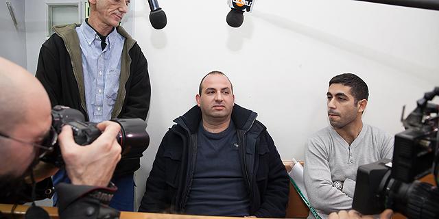 רונן משה, היום בבית המשפט, צילום: אוראל כהן