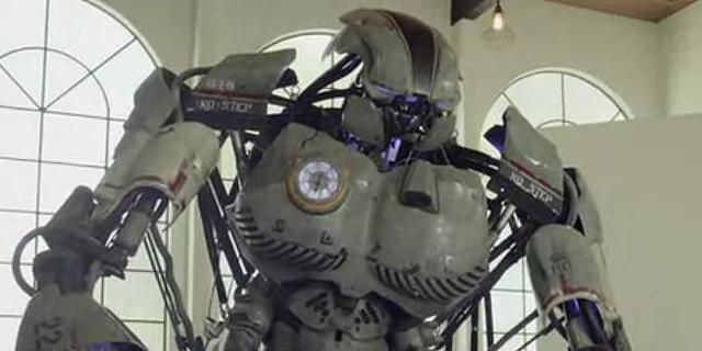 אפוקליפסת הרובוטים תתחיל במקום העבודה שלך