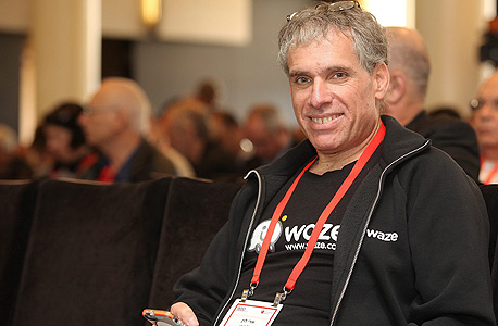 אורי לוין, מייסד FEEX, צילום: אוראל כהן