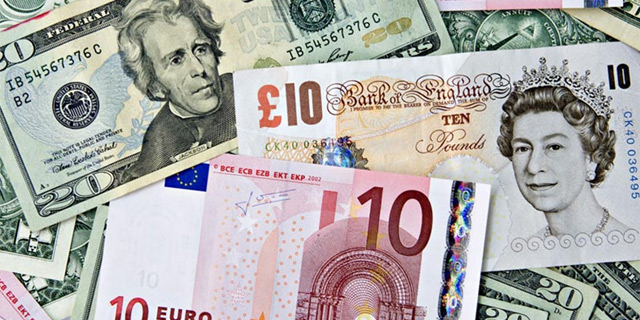 לאחר התערבות בנק ישראל: הדולר היציג עלה ב-0.6% ל-3.948 שקלים