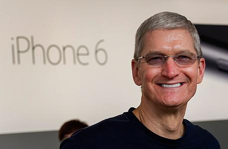 """מנכ""""ל אפל טים קוק. החברה יכולה להיות המדינה ה-55 העשירה בעולם"""
