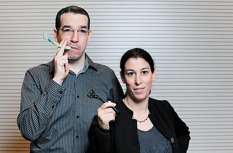 קרן רגב לוטן ויניב רייכנברג, בעלי XBlade