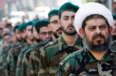 לבנון לוחמי חיזבאללה, צילום: רויטרס