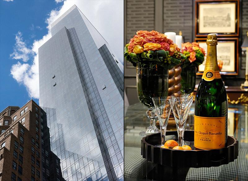 מלון איוונטי בניו יורק. סוף שבוע של חטאים בסגנון מלכותי