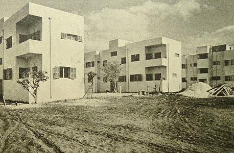 בנייני המעונות בשנות השלושים