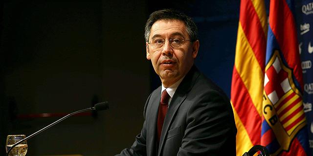 נשיא מועדון ברצלונה חשוד בהעלמת מס