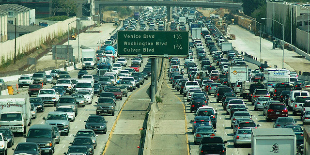 Traffice congestion (illustration)
