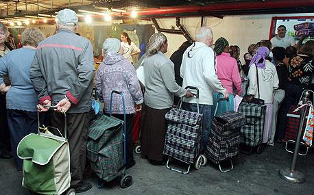 משרדי הרווחה והאוצר הגיעו לסיכום על הפעלת תוכנית סיוע לעמותות המזון