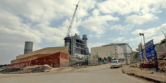צעד ראשון ברפורמה בחברת החשמל: פורסמו עקרונות מכירת תחנת הכוח באלון תבור