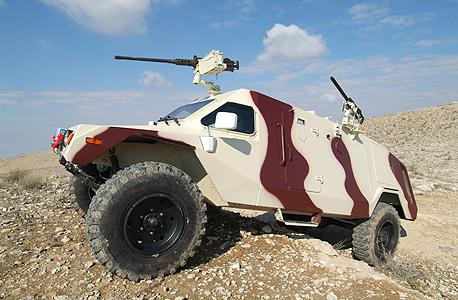 רכב משוריין ראם סימן 3 תוצרת התעשייה האווירית