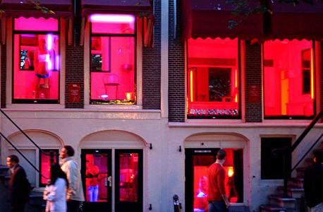 רובע החלונות האדומים, צילום: איי אף פי